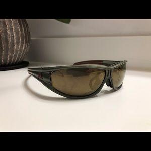 Adidas Sport Goggles/Sunglasses Gray